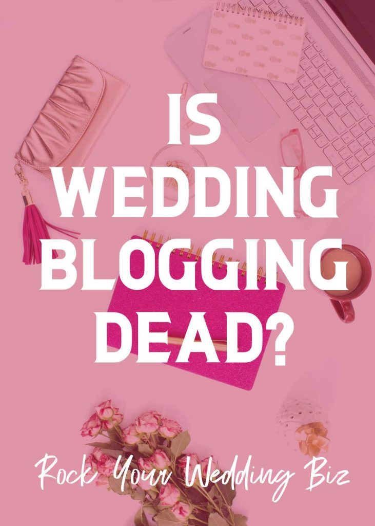 Episode 3 - Is Blogging Dead?