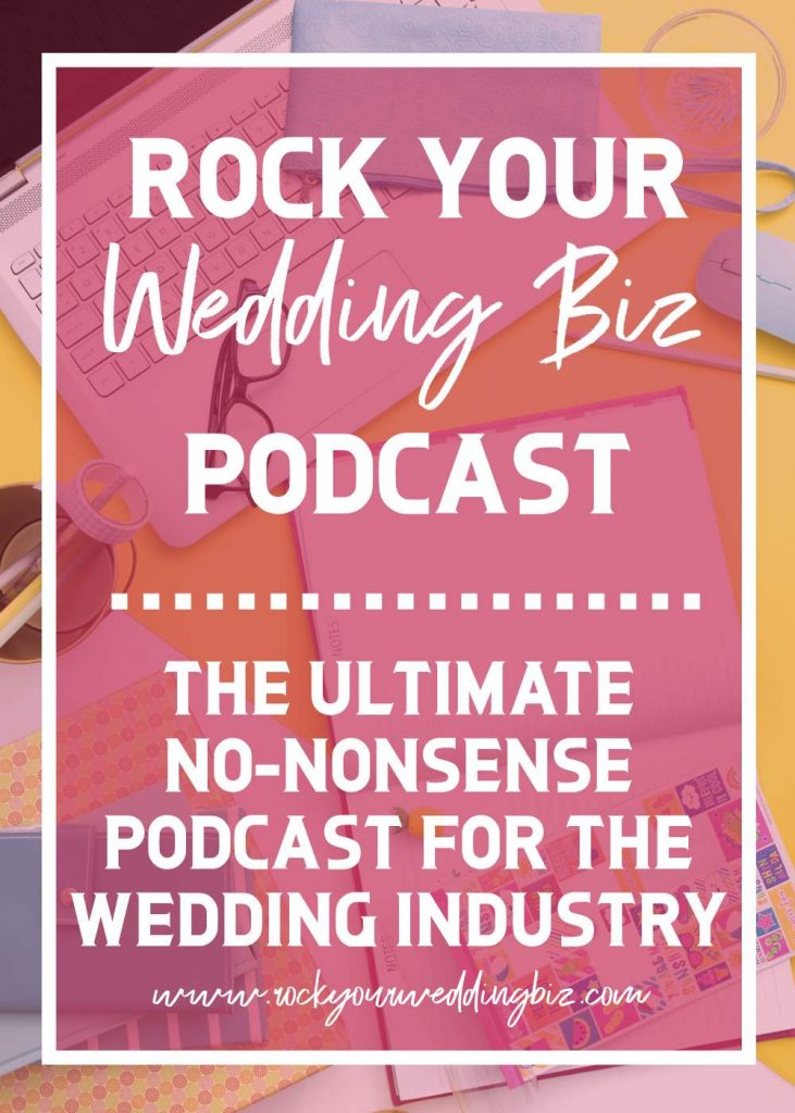 Episode 1 - Introducing the Rock Your Wedding Biz Podcast!