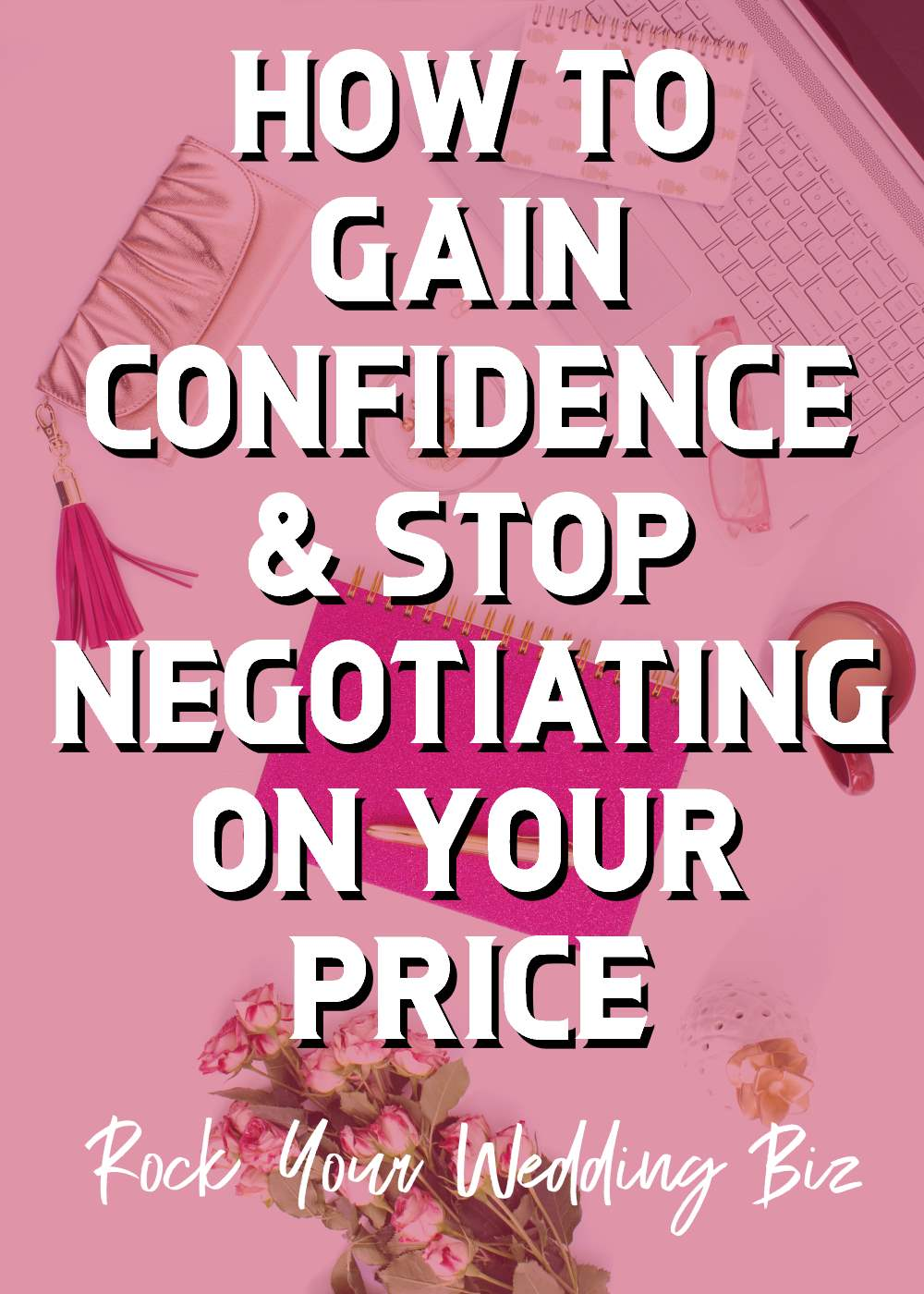 Episode 34 - How to Stop Negotiating Your Price with Maria Bayer
